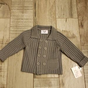 NWT baby sweater